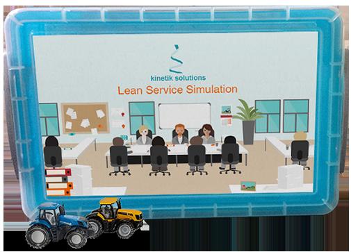 Lean Service Game