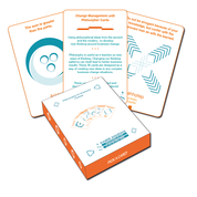 Pack of Philosophy cards with cards showing
