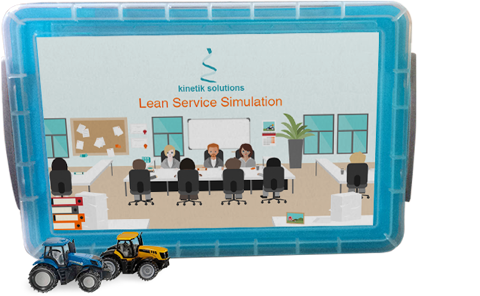 Lean Simulation Game Box