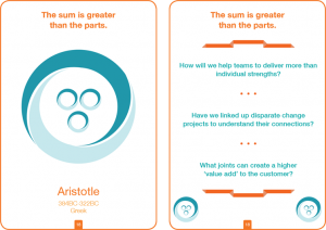 Aristotle - Philosophy Card